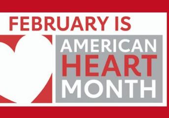 Heart Month Poster Winners!