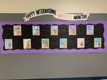 Artwork created by our scholars!