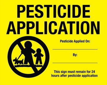 Spring Alert Re: Pesticides