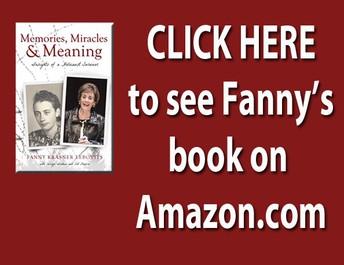 Holocaust Survivor, Fanny Krasner Lebovits