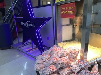 $1,500 = free popcorn!