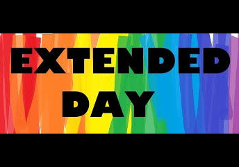 Extended Day: Tuesday-Thursday (Weekly)