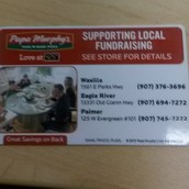 4th GRADE PIZZA CARDS