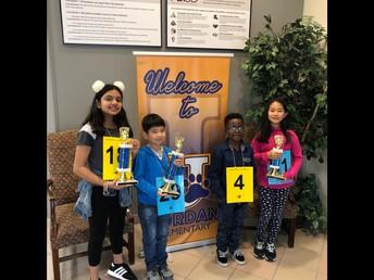 2019 Spelling Bee Finalist
