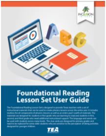 Foundational Reading Lesson Set