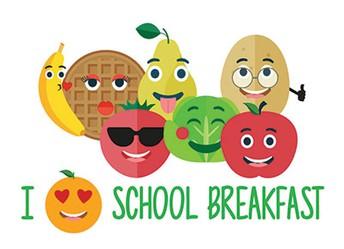 NATIONAL SCHOOL BREAKFAST WEEK - MARCH 5-9