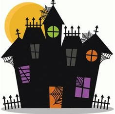 Haunted House Supporting Your Life Matters
