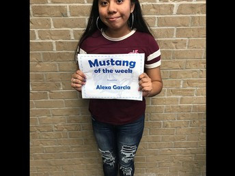 8th Grade Student of the Week