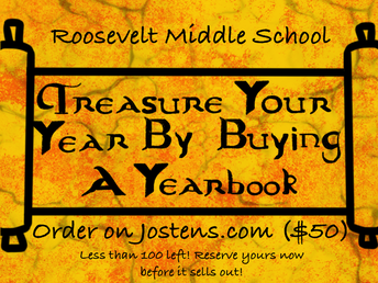 YEARBOOK DISTRIBUTION DAY! FRIDAY JUNE 12!