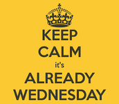 Wednesday, May 17th