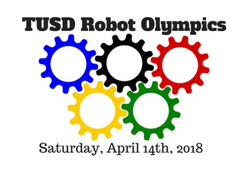 Mark Your Calendars: Robot Olympics