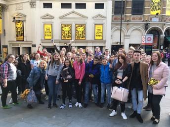 London Theatre Trip