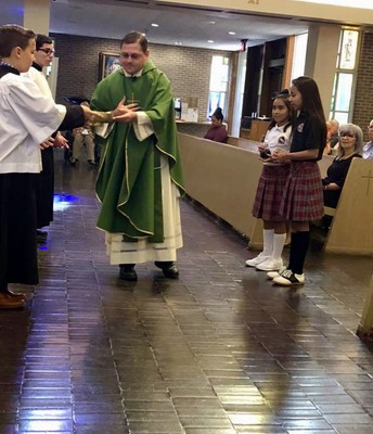 All School Mass Sunday