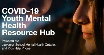 COVID-19 Youth Mental Health Resource Hub