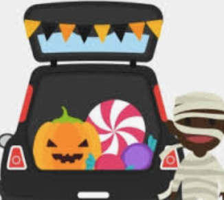 Trunk or Treat Parade