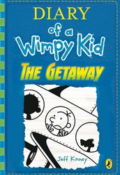 Pre-Order Diary of a Wimpy Kid The Getaway