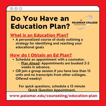 Education Plans