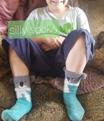 Silly Socks!