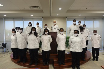 Culinary Students Become ServSafe Certified