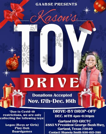 GAABSE Toy Drive