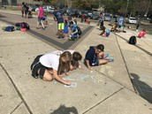 Kindness in Chalk Day