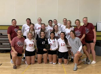 Tuttle Volleyball