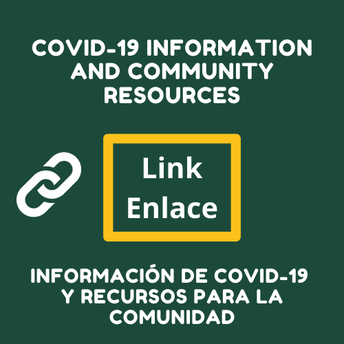 COVID-19 Information and Community Resources