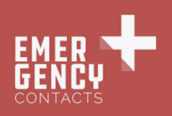 Update your EMERGENCY contacts
