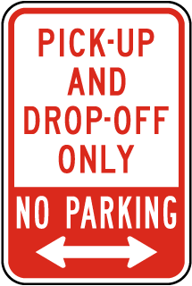 Pick-up and Drop-off Reminders!