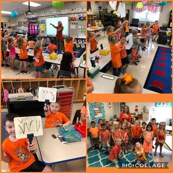 Kindergarten is doing so great!