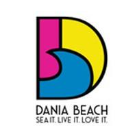 City of Dania Beach logo.