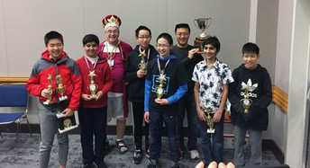 Stoller Middle School Chess Team