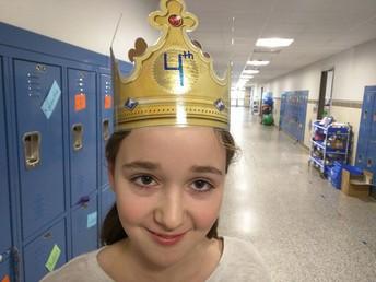 Fourth Grade - Saloma
