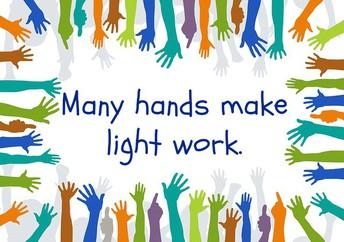 Membership... Teamwork...Volunteerism