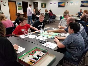 CCC Monopoly Tournament