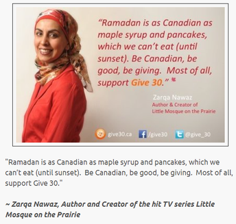 Hunger-fighting Campaign Unites People and  Taps into the Spirit of Ramadan