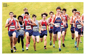 Armstrong Boys Cross Country
