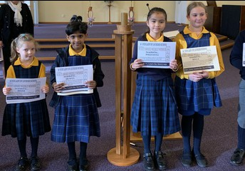 OUR MERCY AWARDS