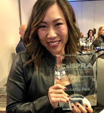 School PR State Award!