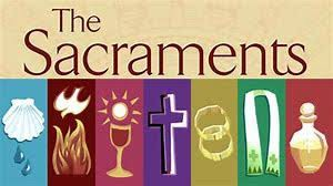 2019 SACRAMENTAL CELEBRATIONS