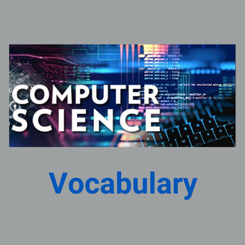 Integrating Computer Science Vocabulary in the Science Classroom