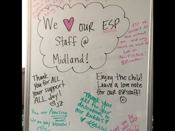ESP Staff at Midland!