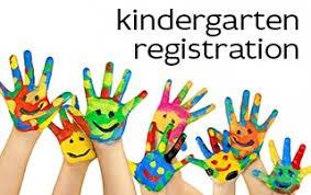 Online Registration for Kindergarten