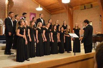Chamber Choir Performance