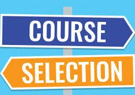 2021-2022 Course Selections