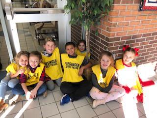 2nd Grade Safety Patrol