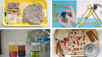 Easy Hands-On Activities Families Can Do At Home