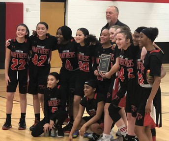 Undefeated Lady Panthers Take South Metro Title