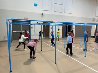 Mrs. Bleill's Gym Class