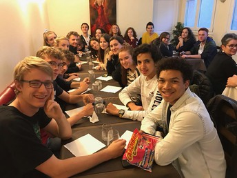 Did you miss the French Exchange  Trip meeting?